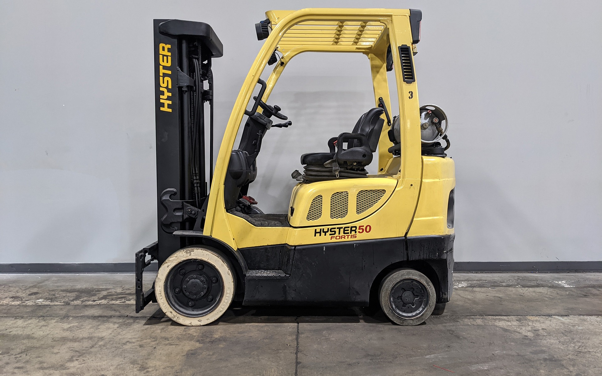 Used 2015 HYSTER S50FT    Cary, IL