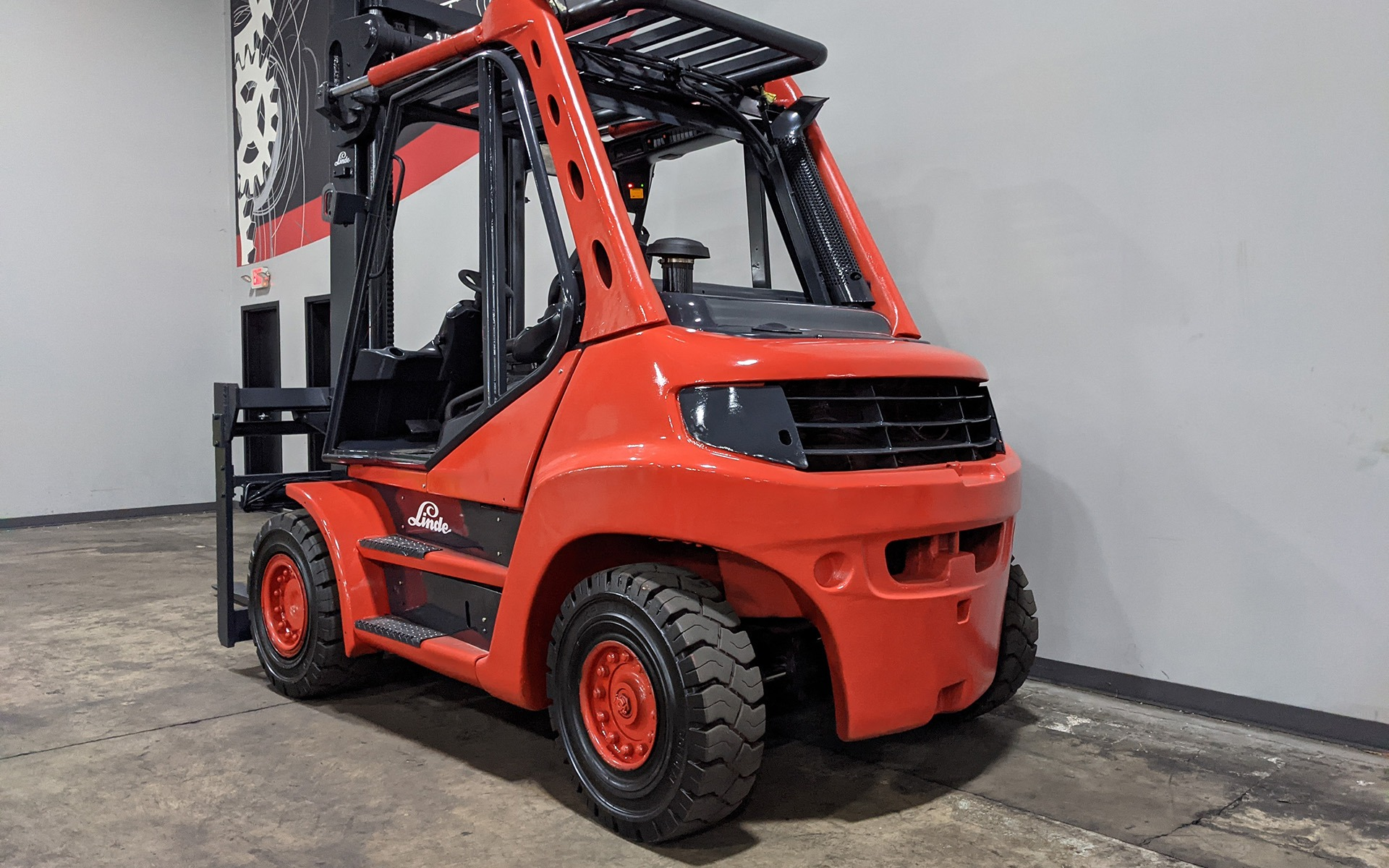 Used 2013 LINDE H60D  | Cary, IL