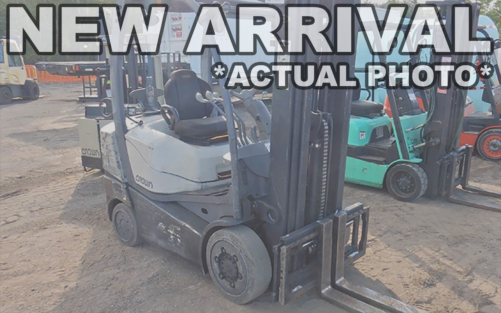 Used 2015 CROWN C51000    Cary, IL