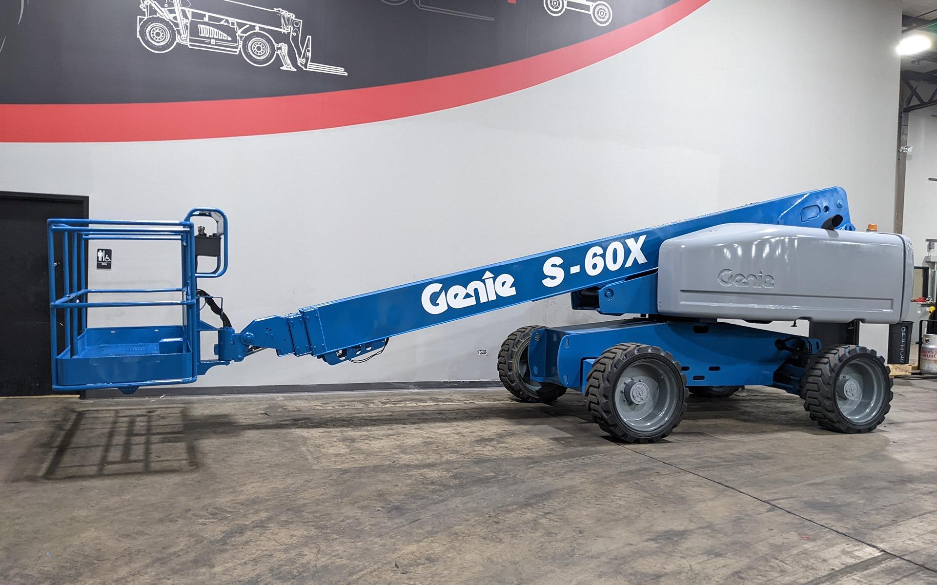 Used 2012 GENIE S60X    Cary, IL
