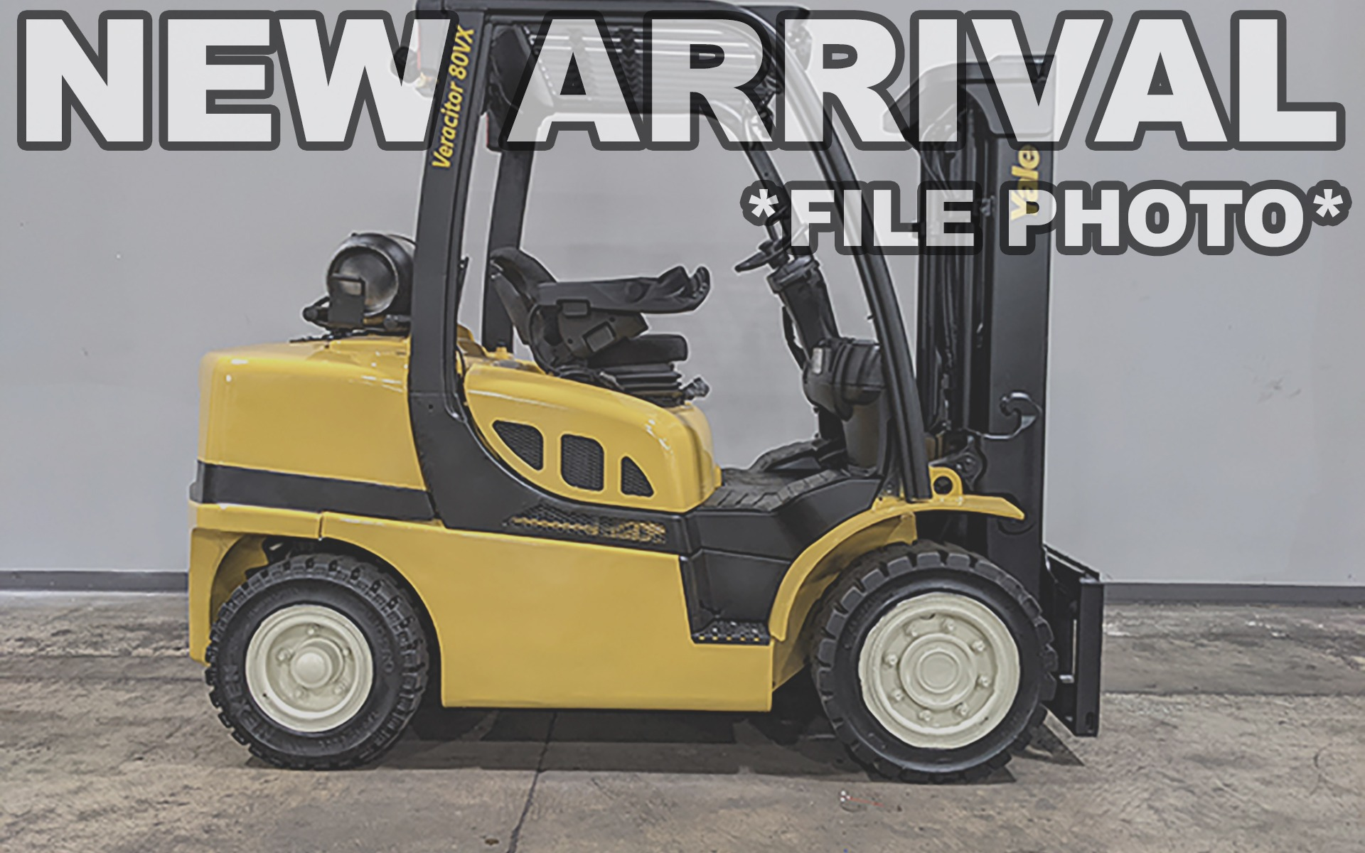 Used 2018 YALE GLP080VX  | Cary, IL