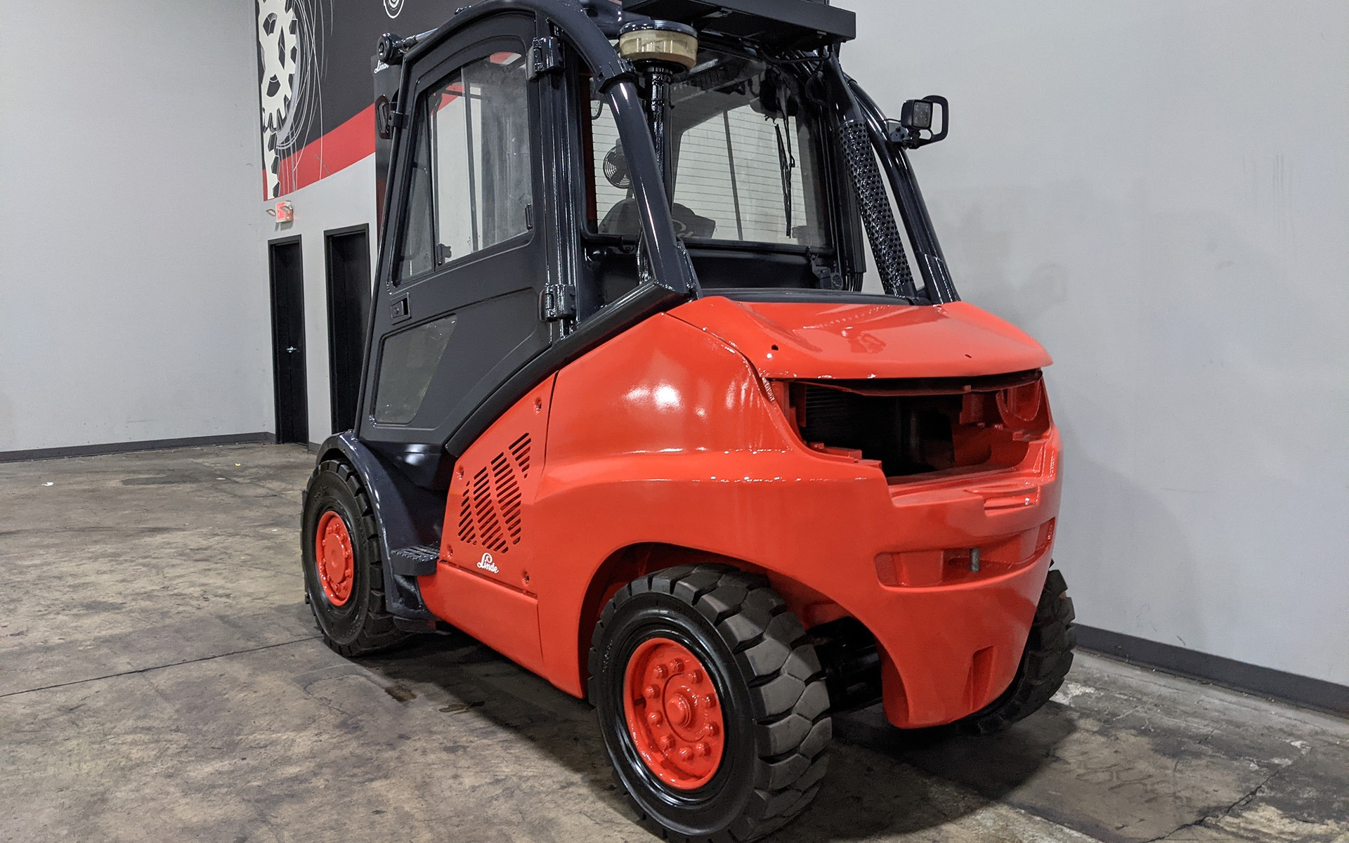 Used 2015 LINDE H50D    Cary, IL