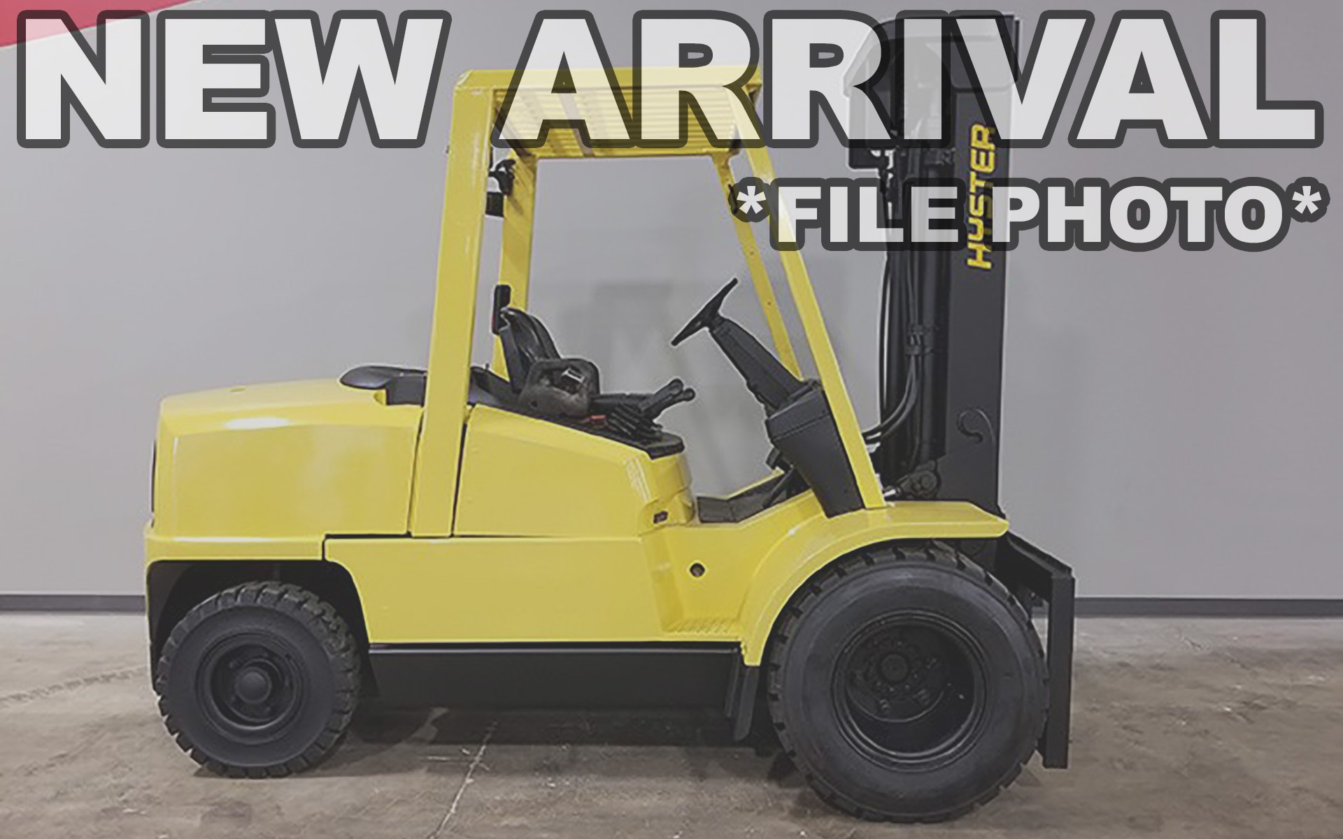 Used 2001 HYSTER H110XM  | Cary, IL