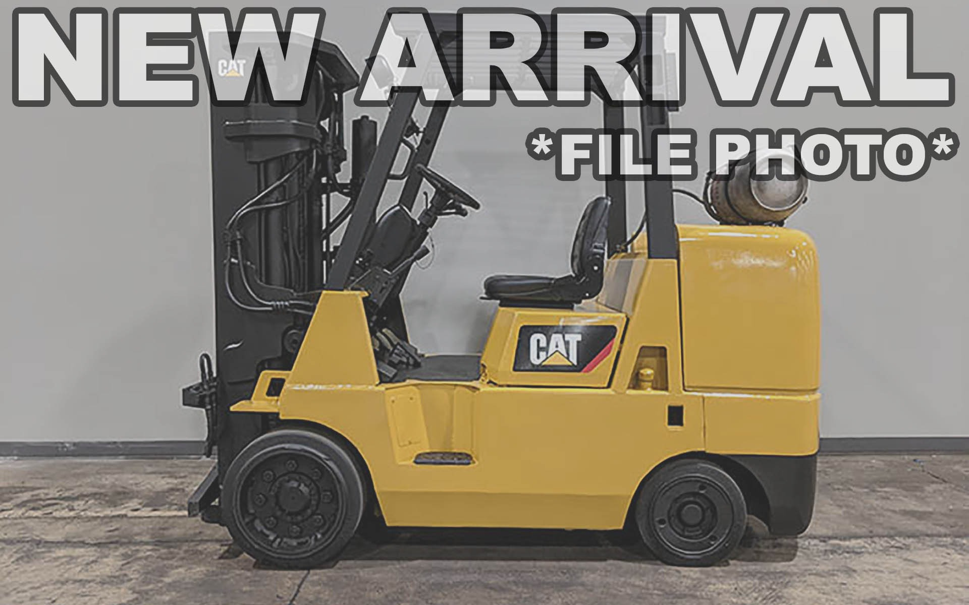 Used 2007 CATERPILLAR GC45K    Cary, IL