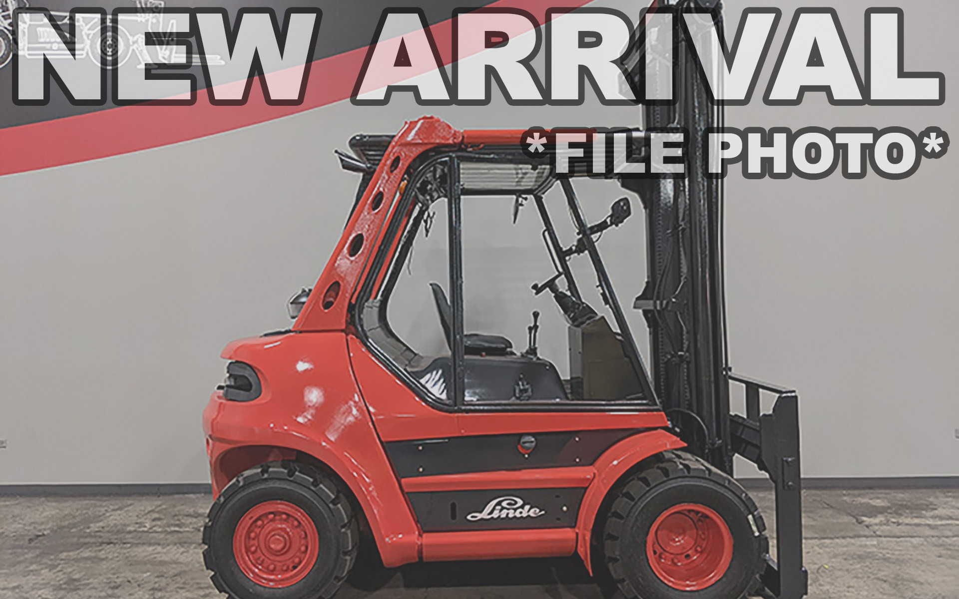 Used 2017 LINDE H80D  | Cary, IL