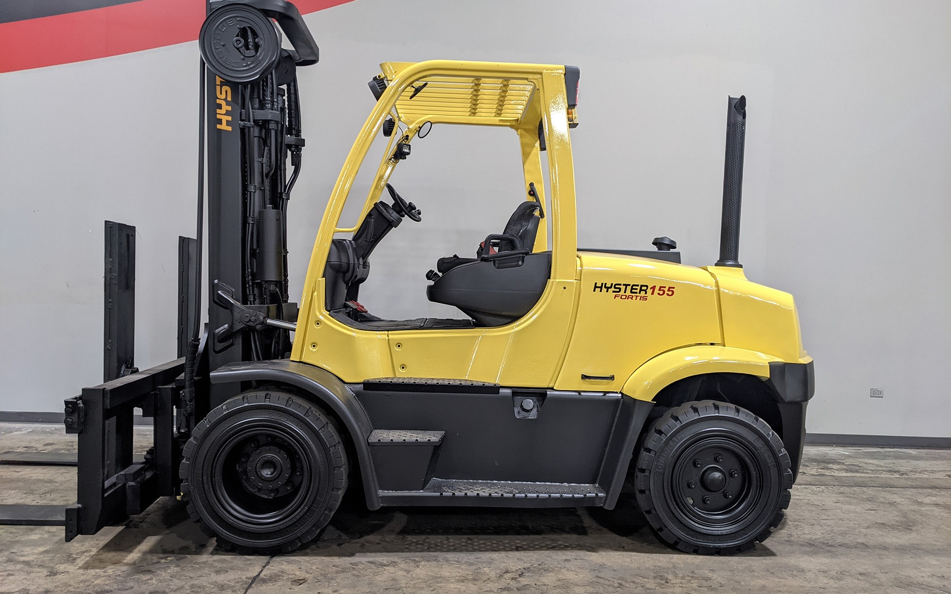 Used 2013 HYSTER H155FT    Cary, IL