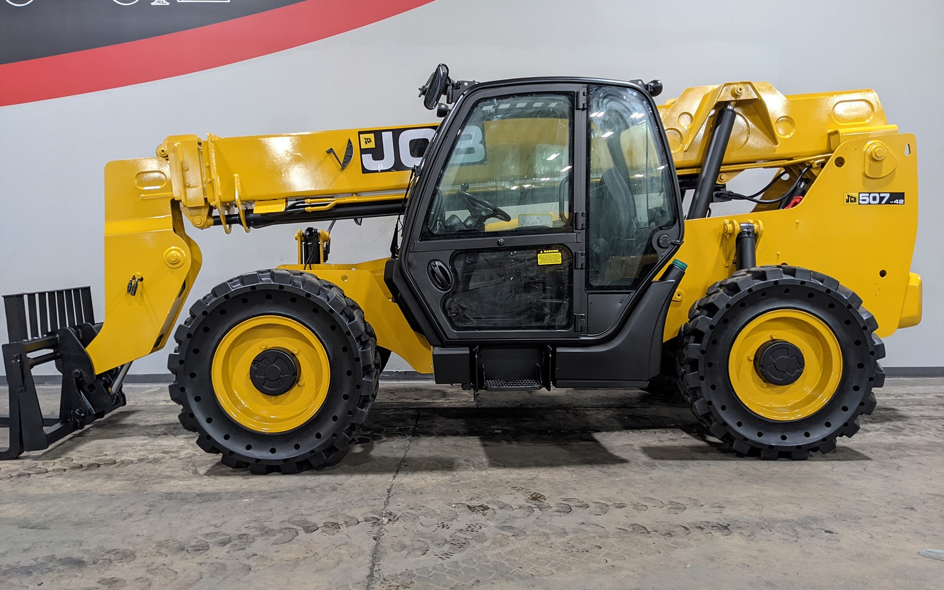 Used 2014 JCB 507-42    Cary, IL