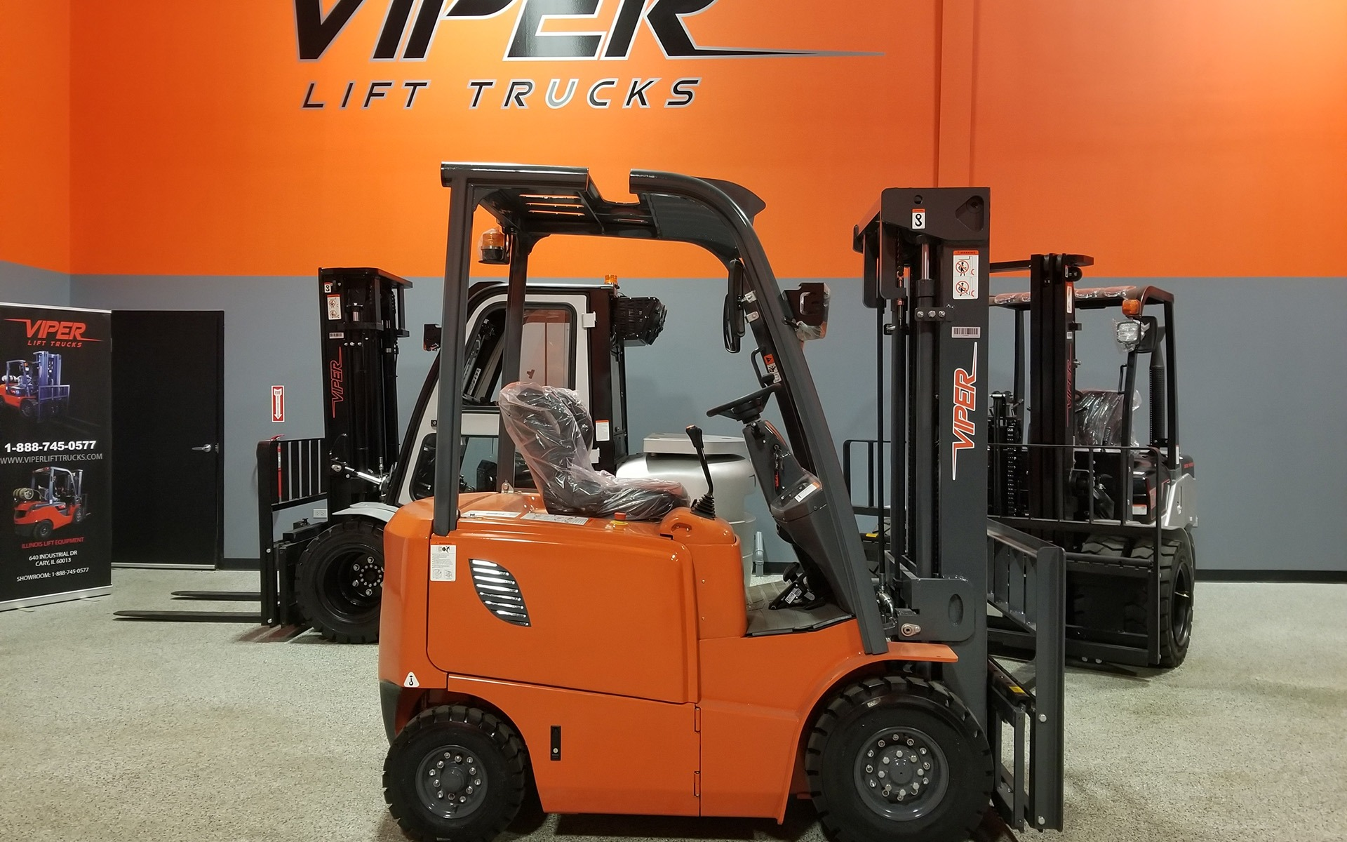 New 2020 VIPER FB15  | Cary, IL