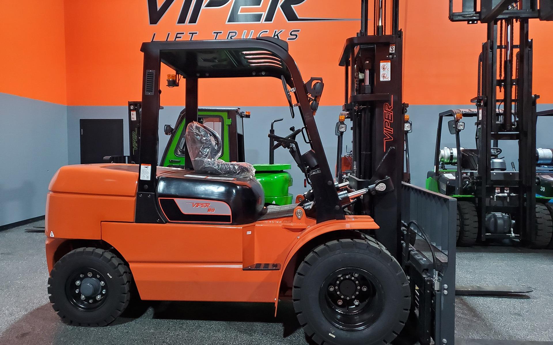 New 2020 VIPER FD50S  | Cary, IL