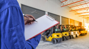 How Much Does A Forklift Weigh - Illinois Lift Equipment